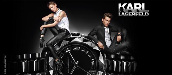 Karl Lagerfeld Uhren bei Karstadt