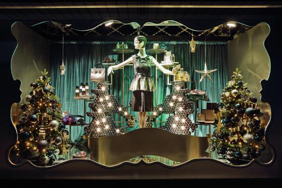 KaDeWe - Weihnachten - Sternstunden - Tauentzien