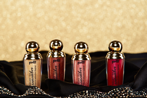 p2 LE A Night To Remember sweetness of seduction lipgloss