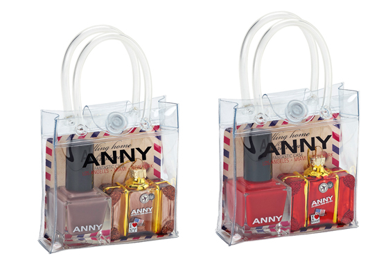 Die Anny Travelling home for Christmas Nagellack-Sets von Douglas 01
