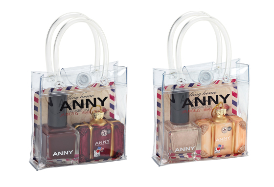 Die Anny Travelling home for Christmas Nagellack-Sets von Douglas 04