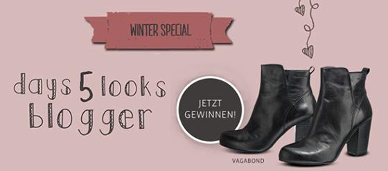 Gewinnt die Schuhe von unserem WinterSpecial 5 days – 5 looks – 5 blogger