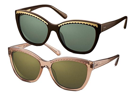 Die Kaviar Gauche Berlin und Brendel fashion eyewear Sonnenbrillenkollektion 01