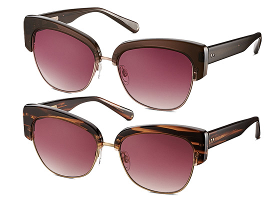 Die Kaviar Gauche Berlin und Brendel fashion eyewear Sonnenbrillenkollektion 04