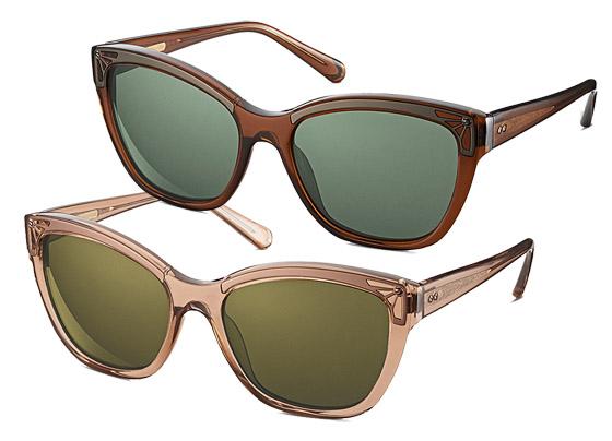 Die Kaviar Gauche Berlin und Brendel fashion eyewear Sonnenbrillenkollektion 05