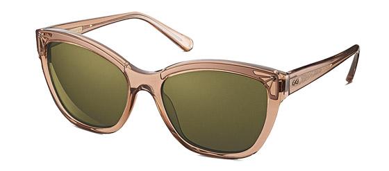 Die Kaviar Gauche Berlin und Brendel fashion eyewear Sonnenbrillenkollektion
