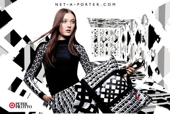 Kollektion Peter Pilotto for Target bei Net-a-porter 01