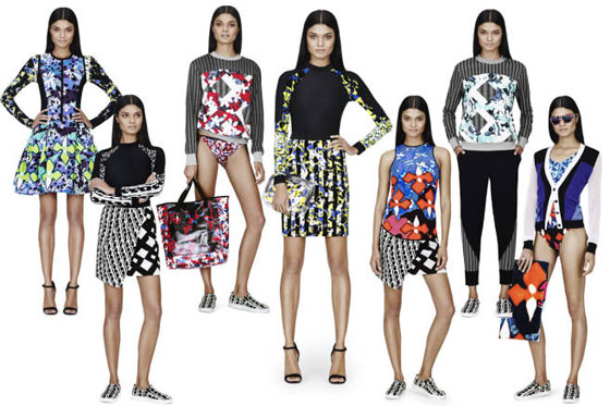 Kollektion Peter Pilotto for Target bei Net-a-porter 02