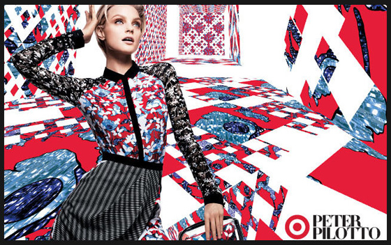 Kollektion Peter Pilotto for Target bei Net-a-porter 03