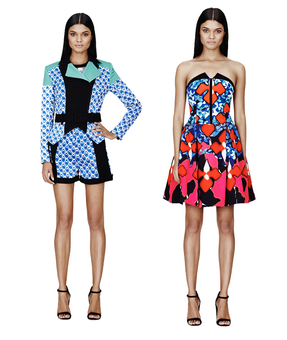 Kollektion Peter Pilotto for Target bei Net-a-porter 04