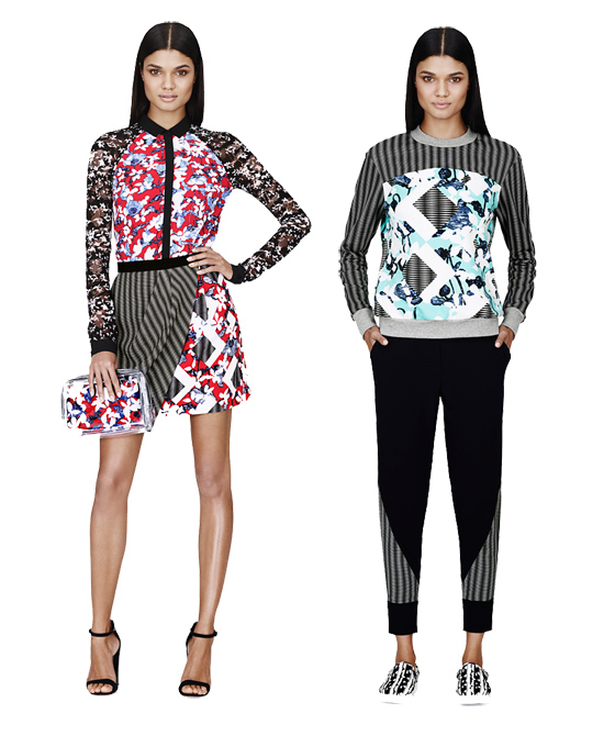Kollektion Peter Pilotto for Target bei Net-a-porter 06