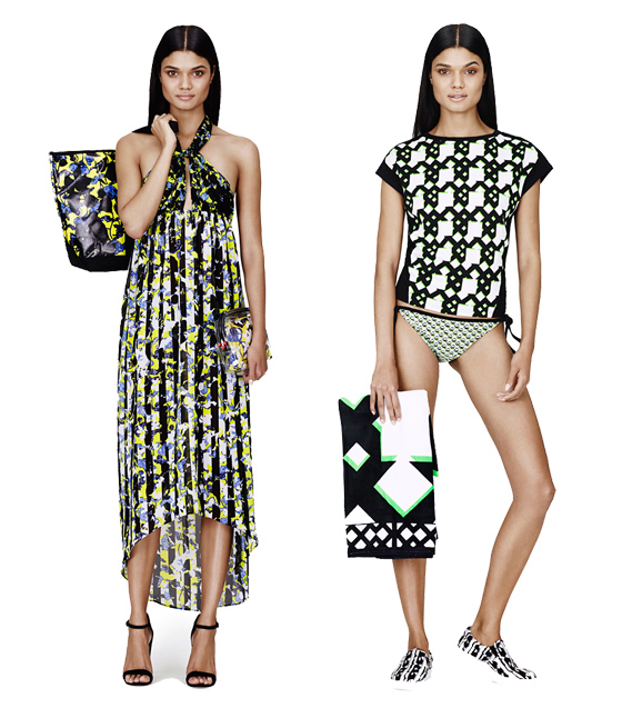 Kollektion Peter Pilotto for Target bei Net-a-porter 07