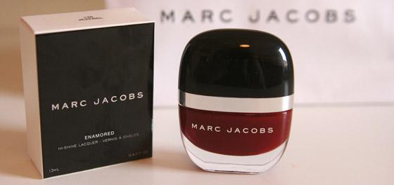 Marc Jacobs Nagellack Jezebel 138