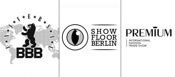 Modemessen in Berlin zur Fashion Week