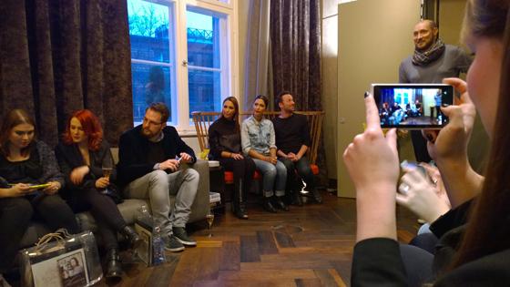 Nokia Foto Workshop mit JilaJale Pashottan 07