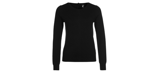 schwarzer pullover america 39 s best lifechangers. Black Bedroom Furniture Sets. Home Design Ideas