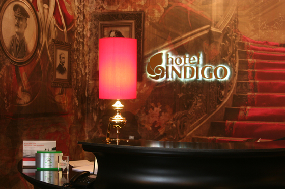 Indigo Hotel London Kensington Earls Court 01