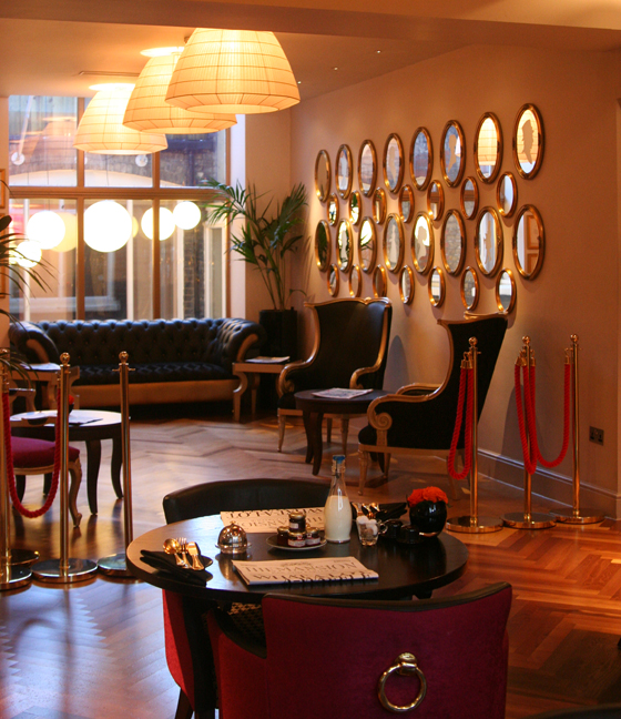 Indigo Hotel London Kensington Earls Court 04