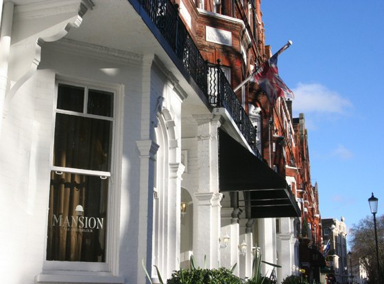Indigo Hotel London Kensington Earls Court 10