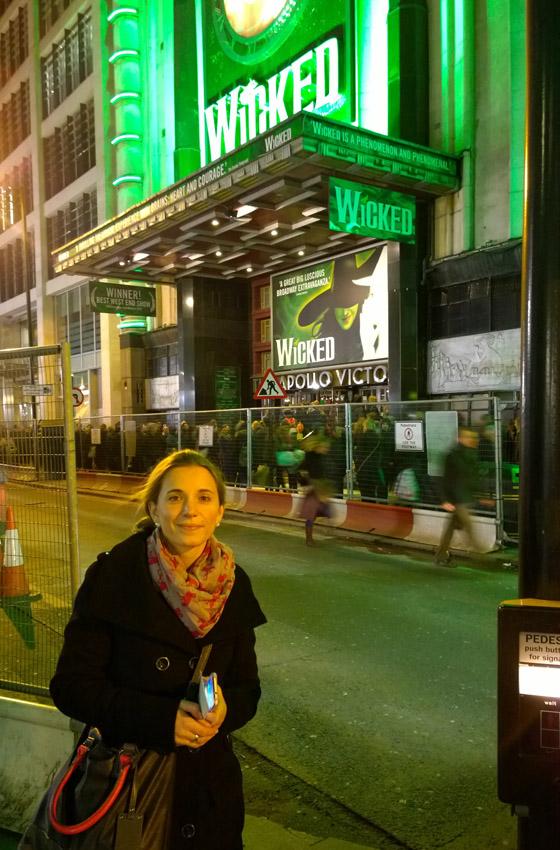 London Tag 2 - 12