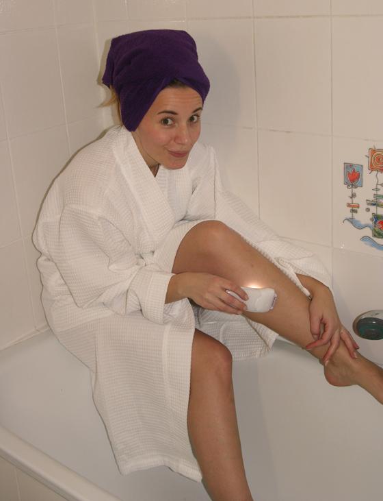 Mein Braun Epilierer Silk-épil Skin Spa 7 - 04