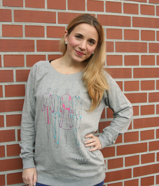 Outfit cosy friday Herlitz Hien Le Sweater Pullover 01