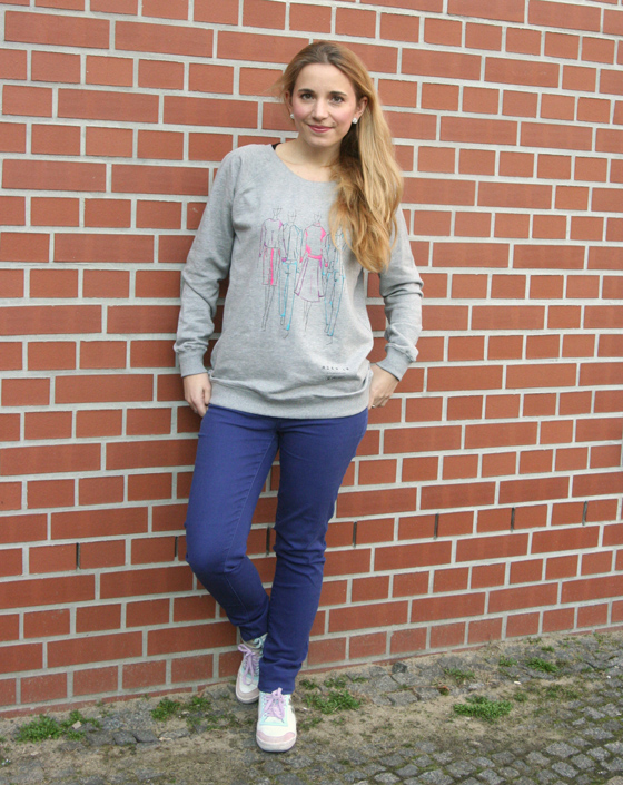 Outfit cosy friday Herlitz Hien Le Sweater Pullover 02