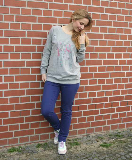 Outfit cosy friday Herlitz Hien Le Sweater Pullover 03