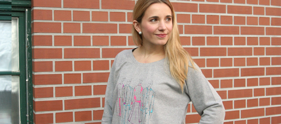 Outfit cosy friday Herlitz Hien Le Sweater Pullover