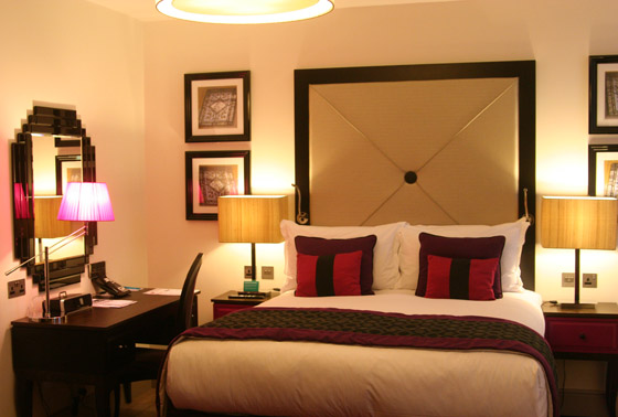 Zimmer im Hotel Indigo London Kensington Earls Court 02