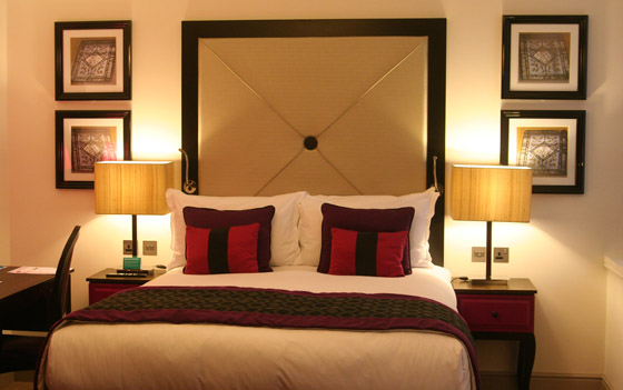 Zimmer im Hotel Indigo London Kensington Earls Court 03