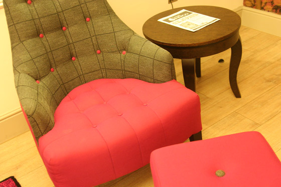Zimmer im Hotel Indigo London Kensington Earls Court 07