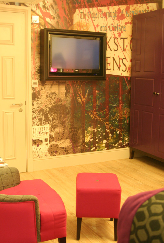 Zimmer im Hotel Indigo London Kensington Earls Court 10