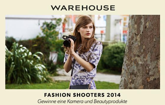 WAREHOUSE Fashion Shooters Gewinn-Aktion 01