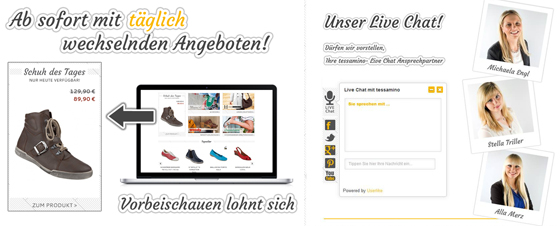 tessamino Schuhe Onlineshop 1
