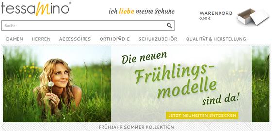 tessamino Schuhe Onlineshop