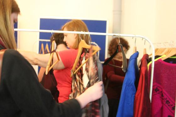 Common Vintage Kleidertauschparty im meeet 08