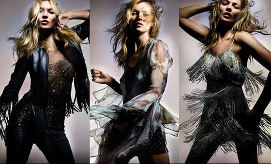 Kate Moss for Topshop Kollektion