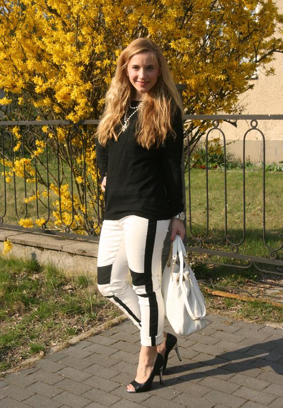 Outfit Laura Scott Bikerhose otto 03