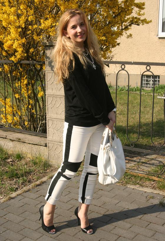 Outfit Laura Scott Bikerhose otto 04