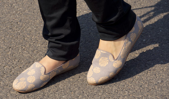Outfit flip flop Loafer 03