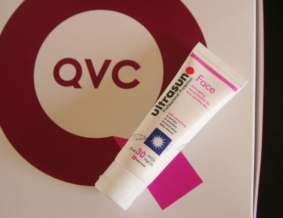 ULTRASUN Face Sonnenschutz LSF 30 25 ml QVC