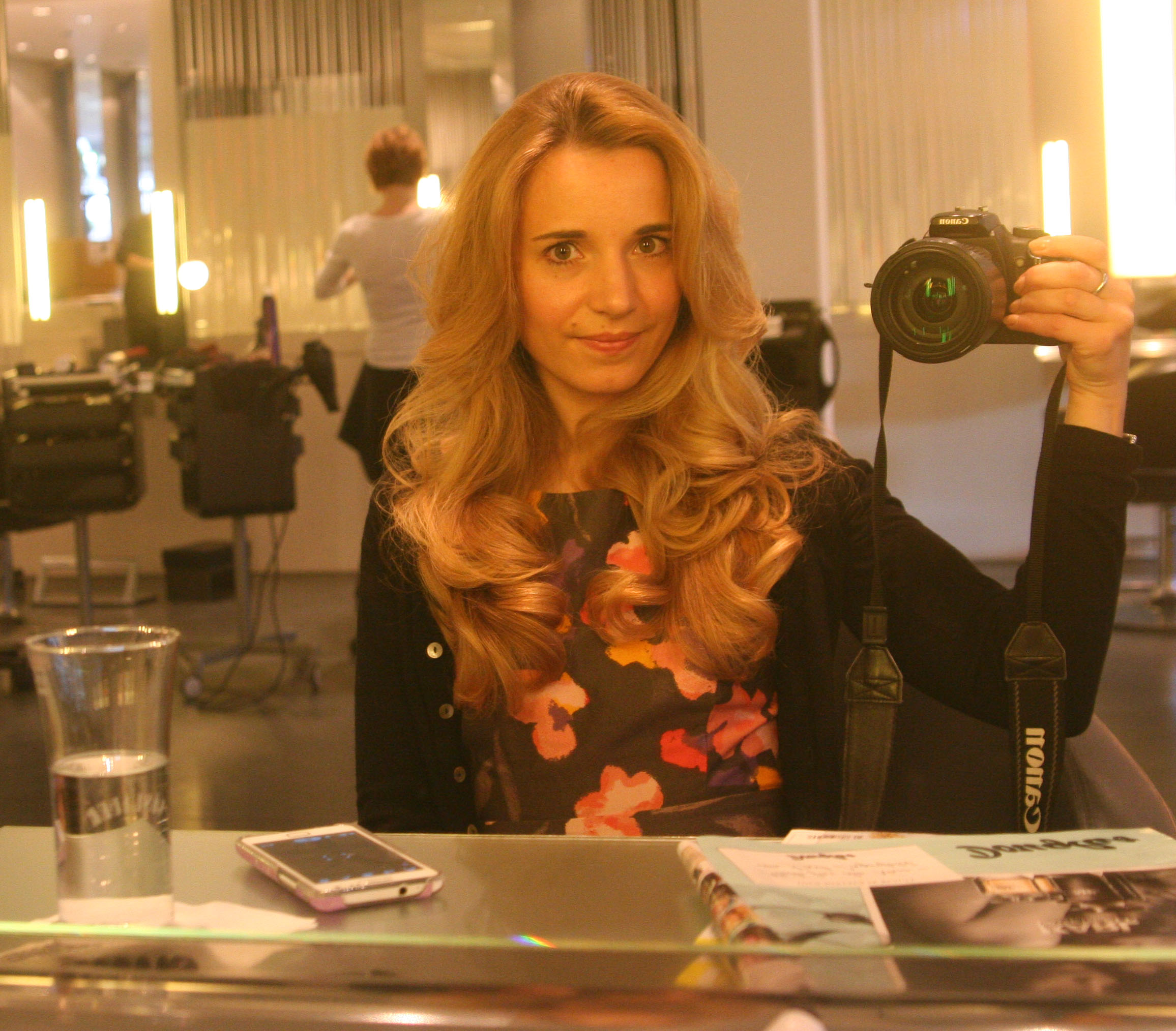 Wella Professionals American Blow Dry Hollywood Glam 03