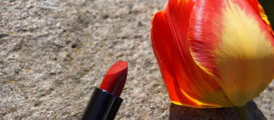 Beni Durrer Lippenstift redfriday 01