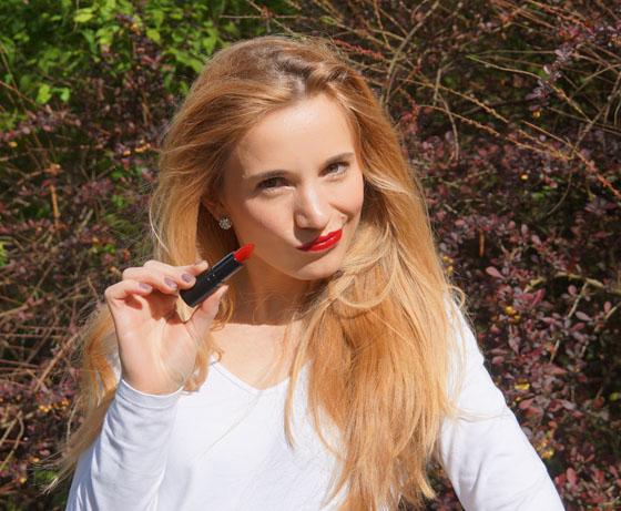 Beni Durrer Lippenstift redfriday 03