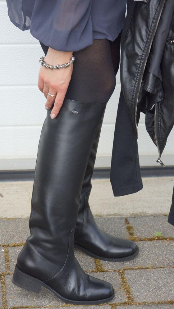 Fernando Berlin Biker Boots Outfit 06