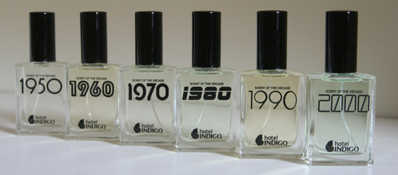 Parfümkollektion Hotel Indigo Scent of the Decade Collection Duft 02