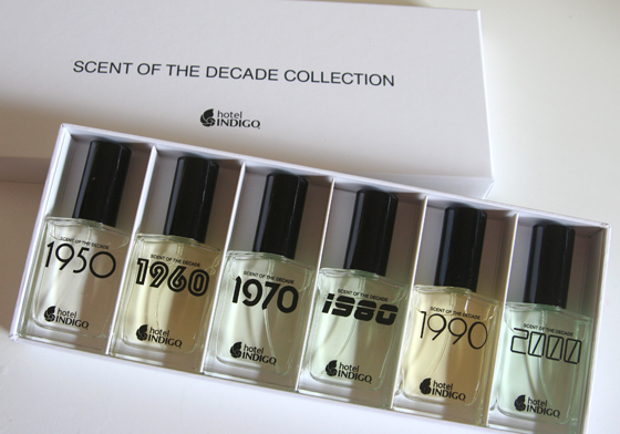 Parfümkollektion Hotel Indigo Scent of the Decade Collection Duft 04