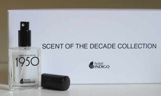 Parfümkollektion Hotel Indigo Scent of the Decade Collection Duft 05