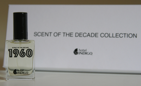 Parfümkollektion Hotel Indigo Scent of the Decade Collection Duft 1960